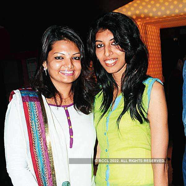 Mollywood stas at a filmy event