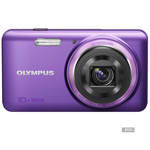 Olympus VH-520 introduced in India
