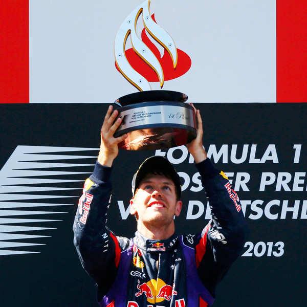 Vettel wins German Grand Prix