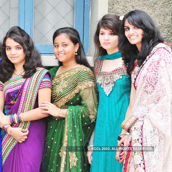 St. Ann's freshers' party