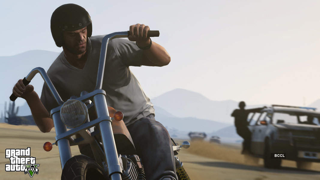 'Grand Theft Auto V' globally launched