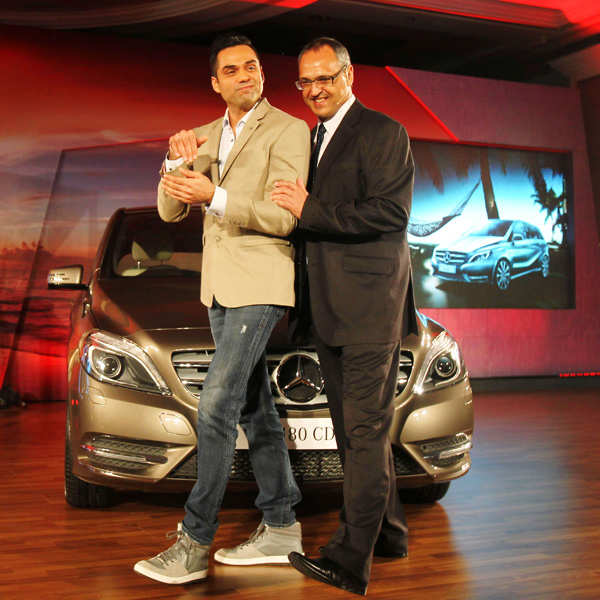 Launch: Mercedes-Benz B Class 180 CDI