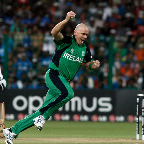 Former Ireland skipper Trent Johnston to retire