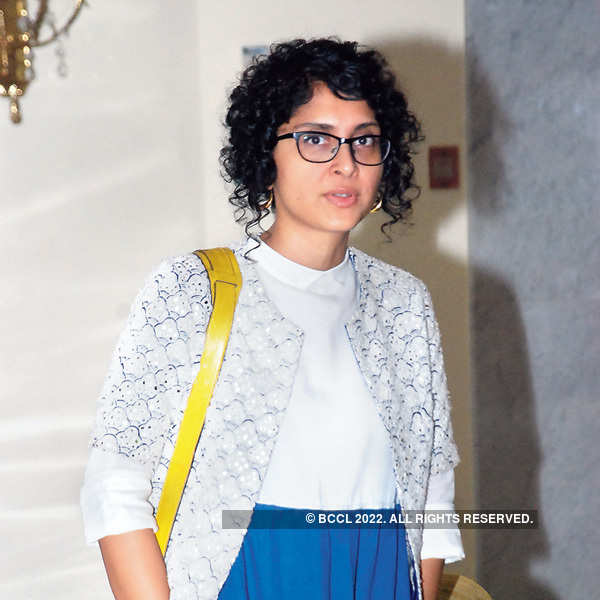 When Kiran Rao came to the town