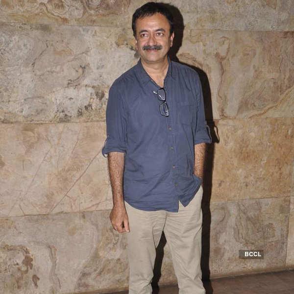 Aamir hosts movie screening