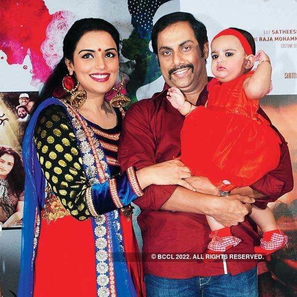 Audio launch of Blessy's Kalimannu