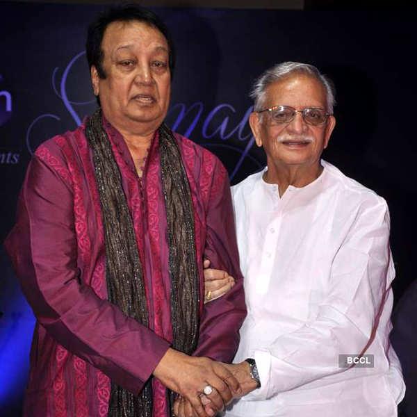 Bhupinder-Mitali's album launch