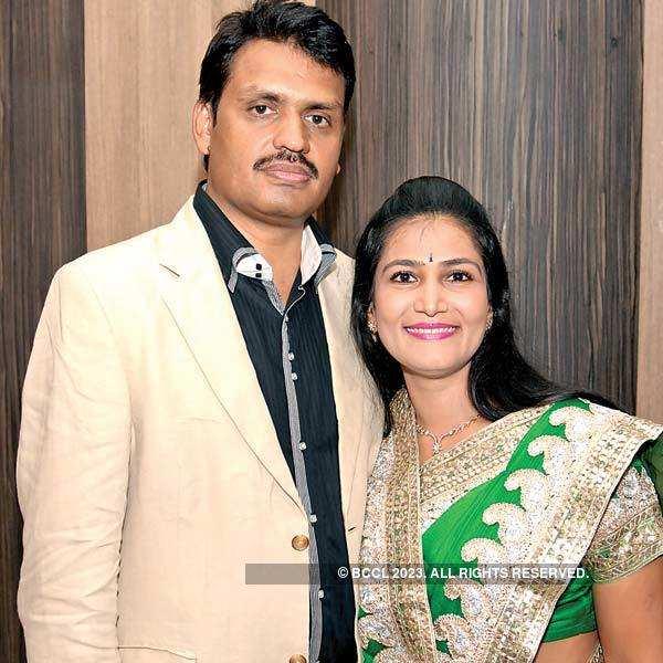 Rohan Maniyar, Nikita's wedding bash