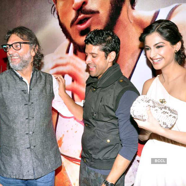 Bhaag Milkha Bhaag: Success Bash