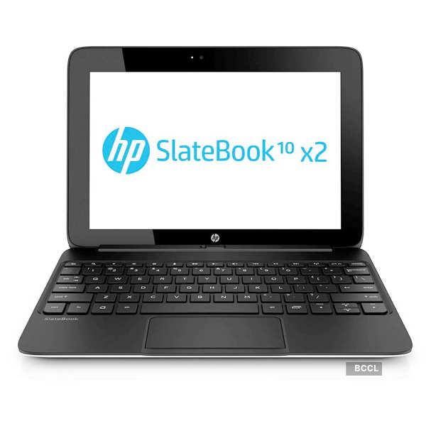 HP unveils Slatebook x2