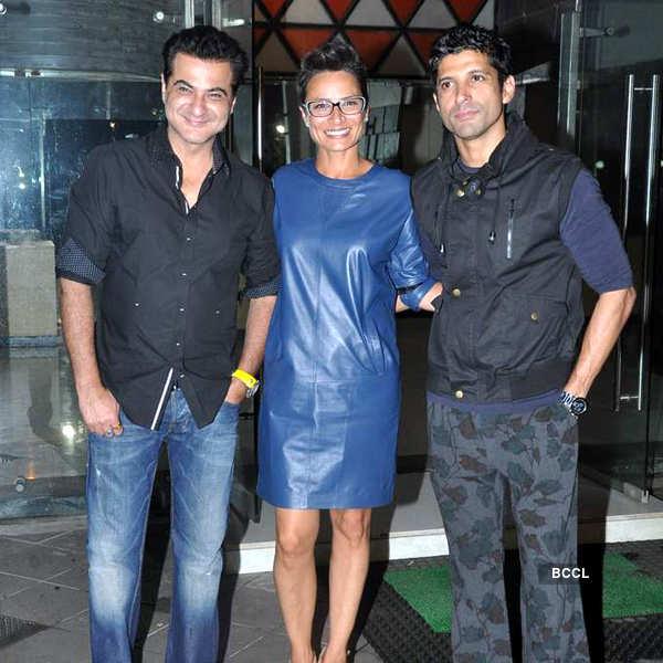 Sanjay Kapoor's party