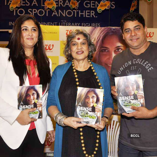 Tara Deshpande's book launch