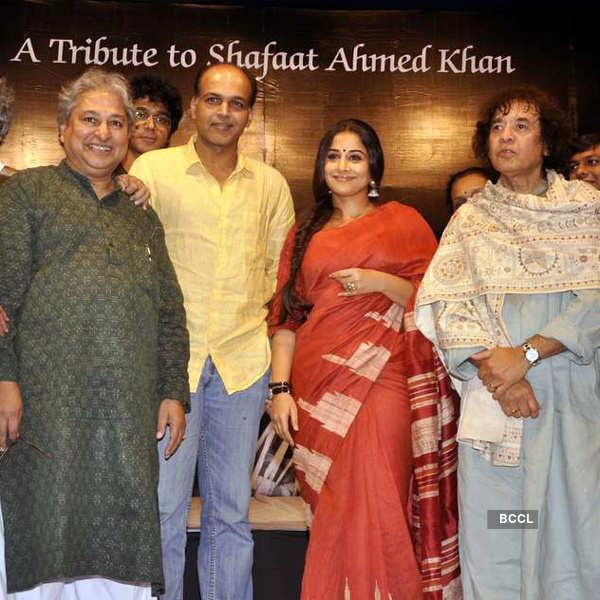 Ustad Zakir Hussain's concert