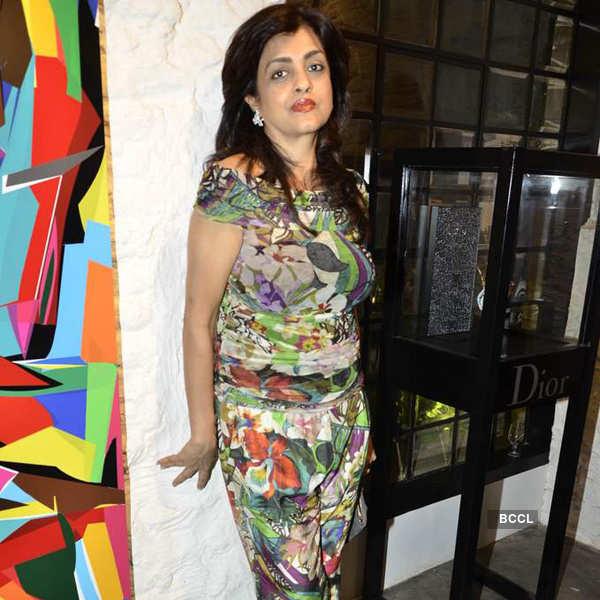 Bose Krishnamachari art show