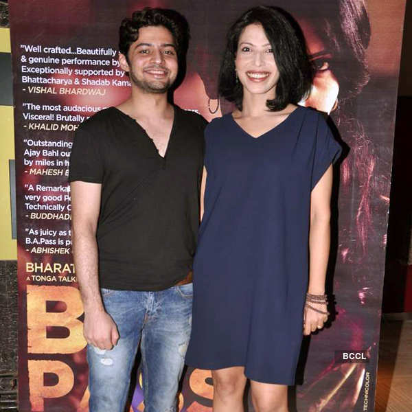 B.A.Pass: Press Meet