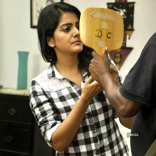 Chidiya Ghar: On the sets