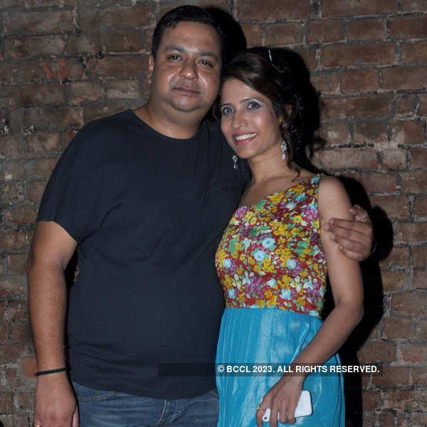 Richa Sharma's b'day party