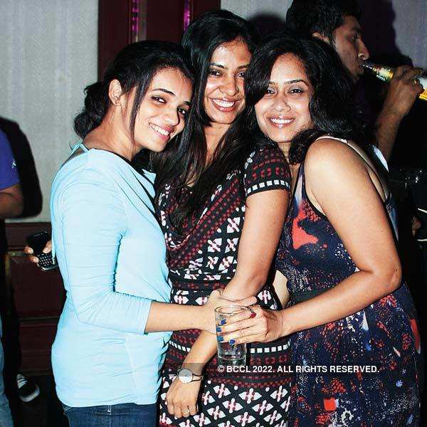 Youngsters @ a party in Kerala