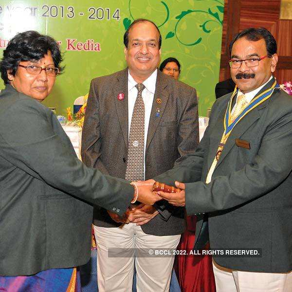 Rotary Club's event in Nagpur
