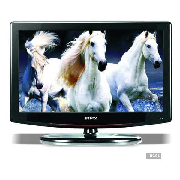 Intex launches LED TVs