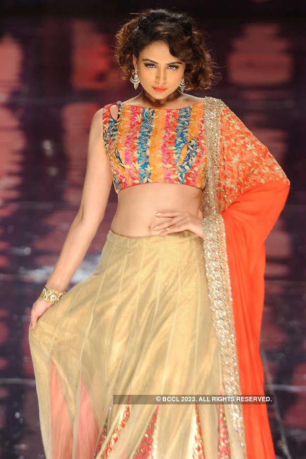 Miss Indias at IBFW 2013