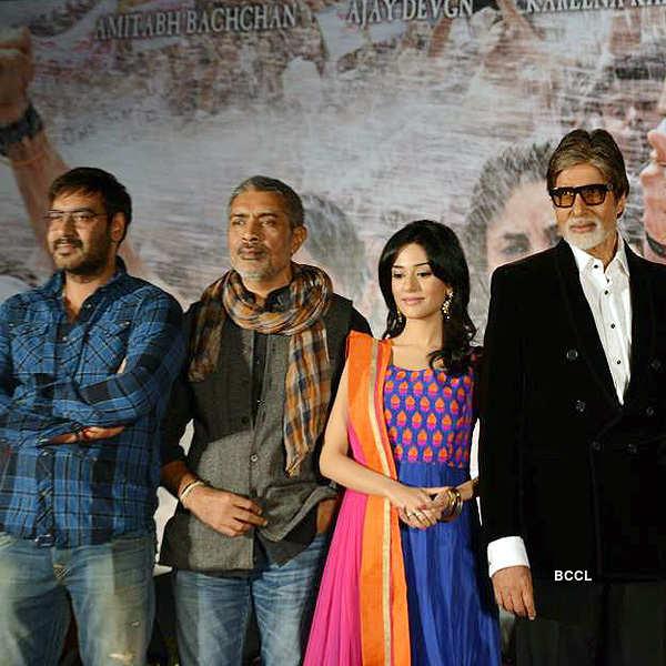 Satyagraha: Song Launch