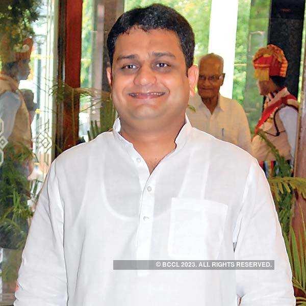 Girish Gandhi's 65th birthday party