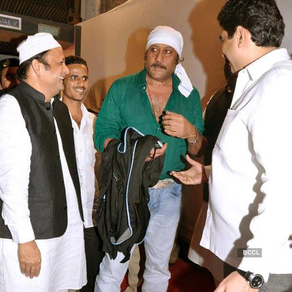 Sharad Pawar's Iftar party