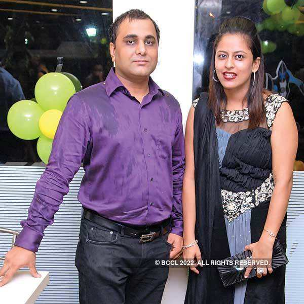 Yash Thadani's 3rd birthday bash