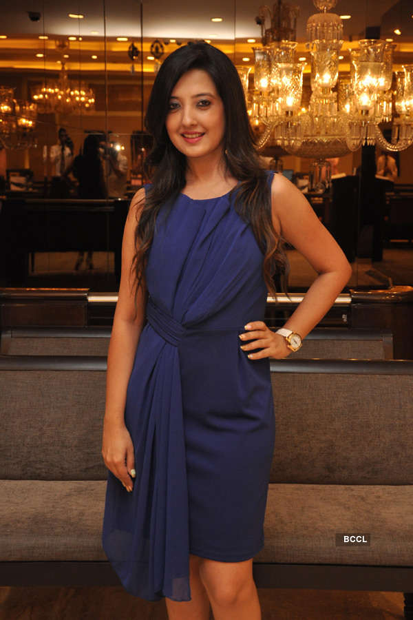Amy Billimoria's collection preview