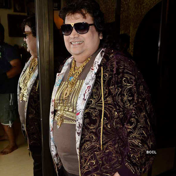 Bappi Lahiri unveils Saturday Night