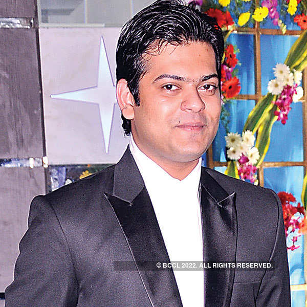 Sangram, Neha Pankule's wedding reception