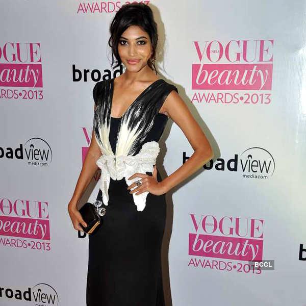 Celebs @ mag's Beauty Awards'13