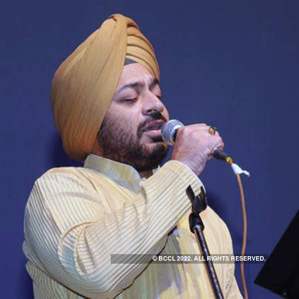 A tribute concert to Mohd Rafi