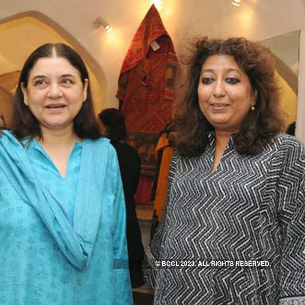Madhu Jain's soiree