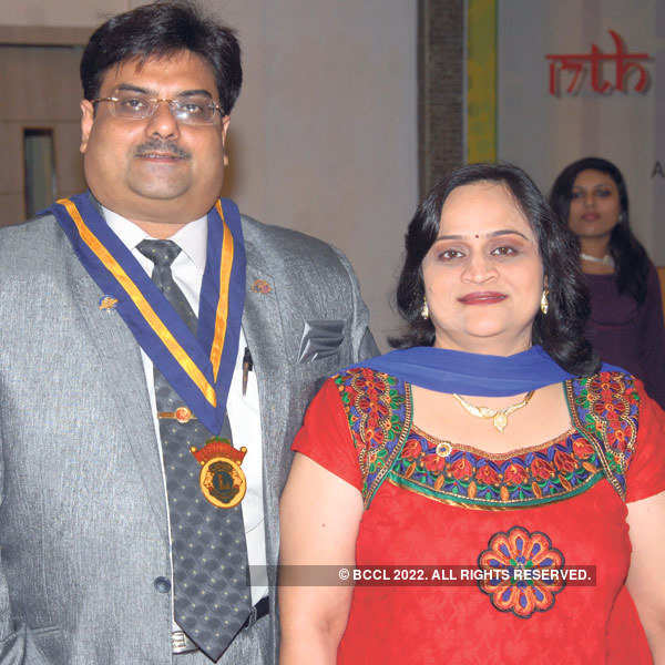 Lions Club's 17th installation ceremony