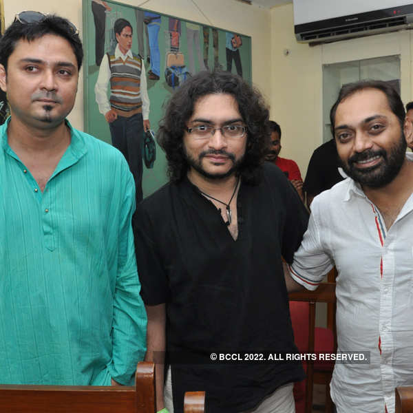 Rajkumar Sengupta's album launch