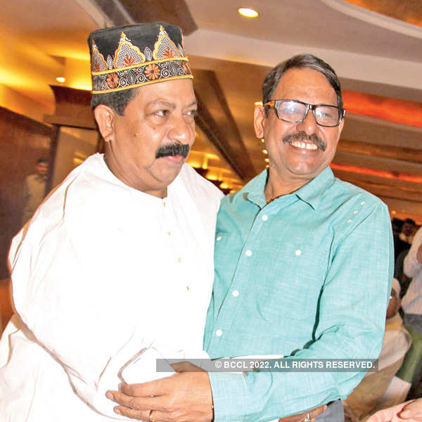 Iftar party hosted by Anis Ansari