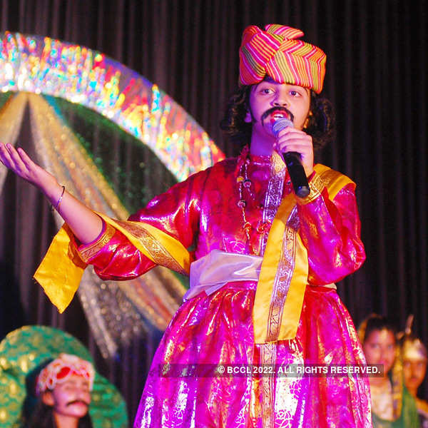 Carmel Convent's annual function