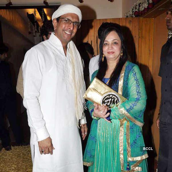 B'wood stars celebrate Eid