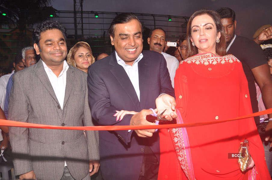 Ambani launches Rahman's music school
