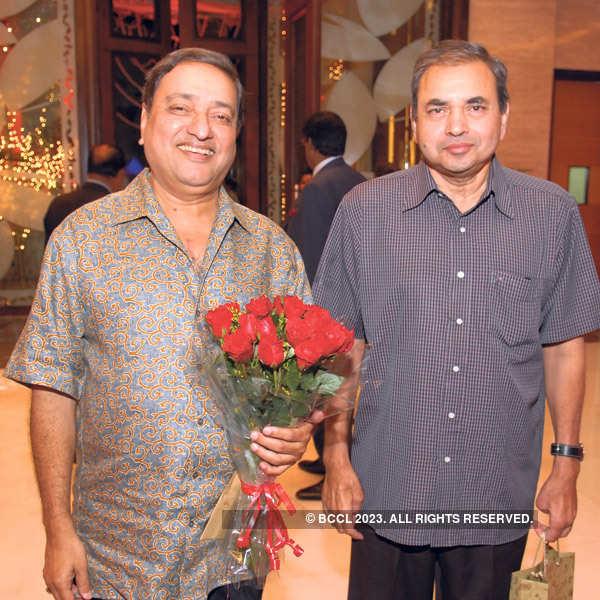 Basantlal Shaw's 80th birthday party