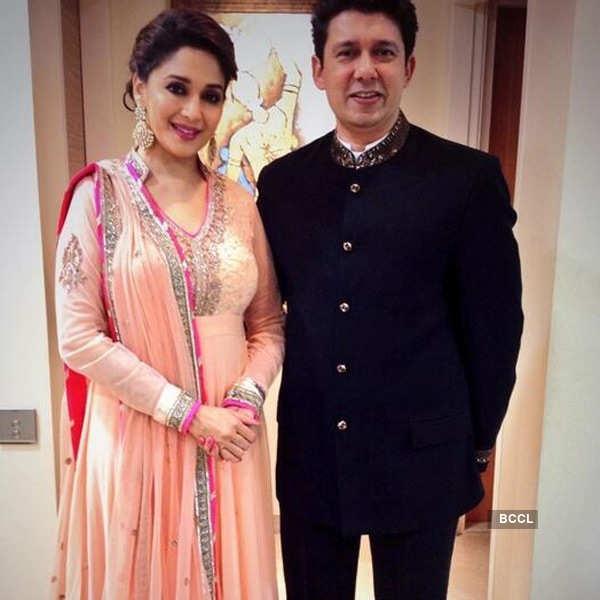 Shah Rukh Khan's Eid party