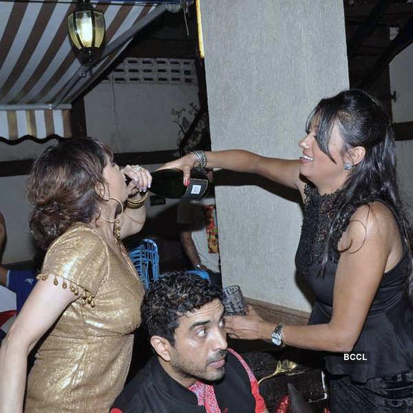 Poonam Jhawar's birthday party