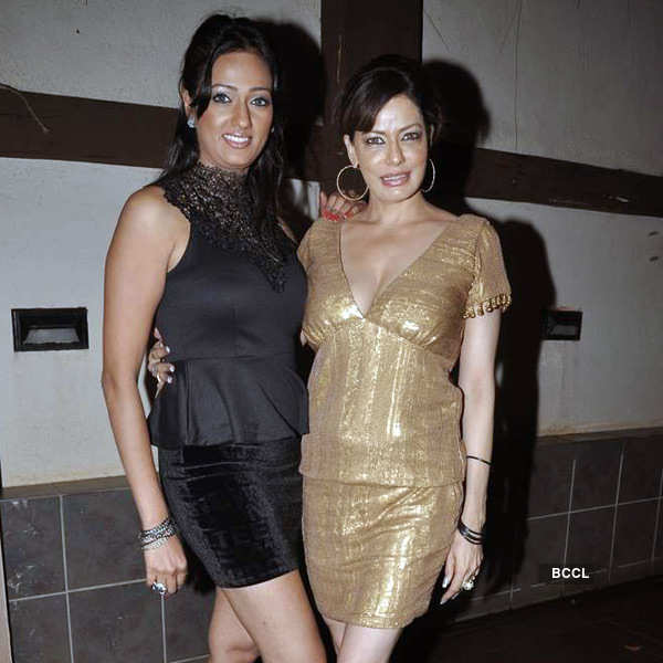 Poonam Jhawar's birthday party