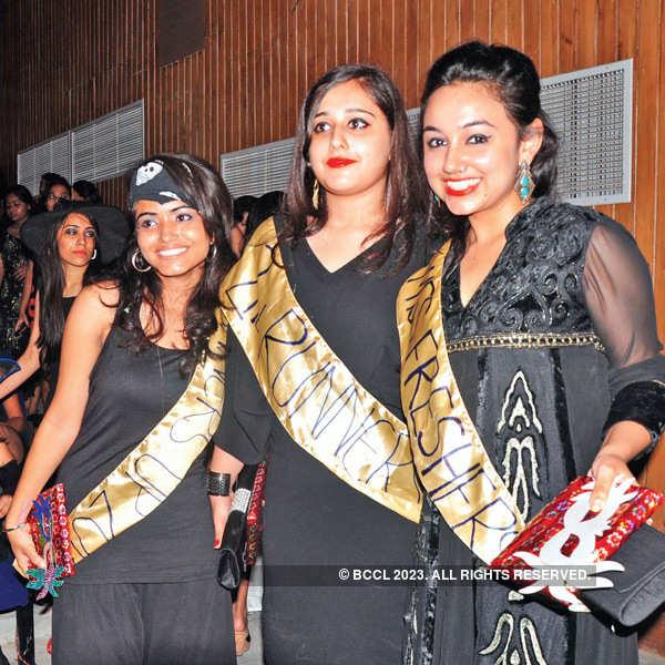 Freshers' Party @ Gargi College