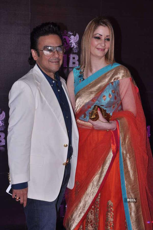 Sridevi's b'day party