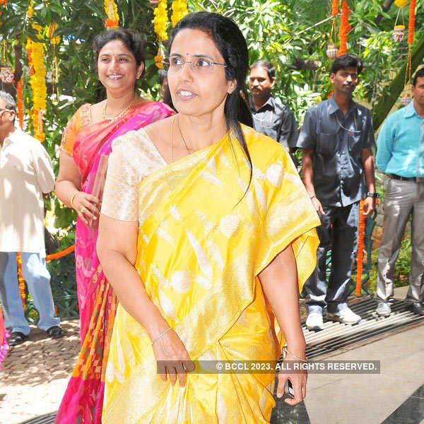 Balakrishna's daughter's Haldi ceremony