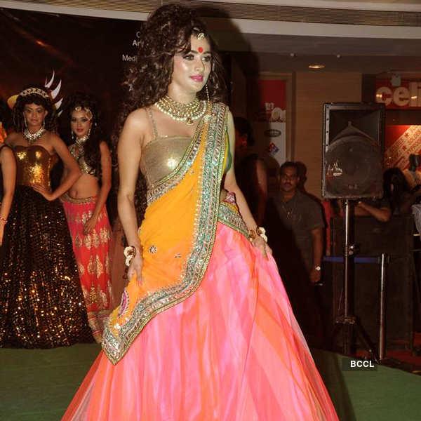 Bharat & Dorris Godambe's Wedding show