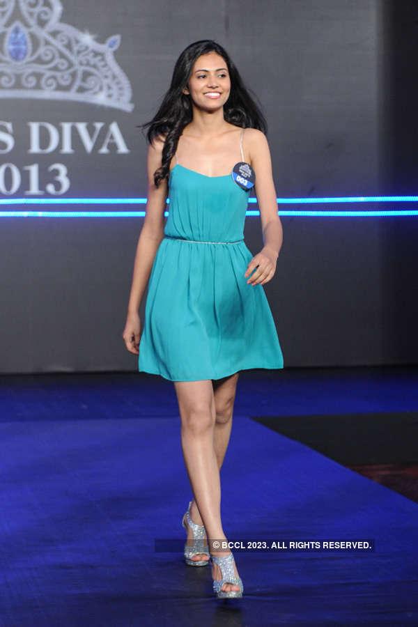 Miss Diva 2013: Finalists